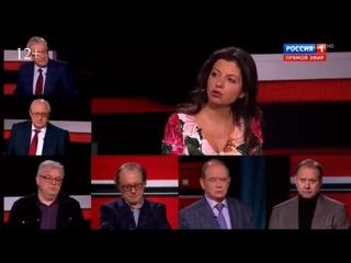 Маргарита Симоньян санкции против России это «подарок»