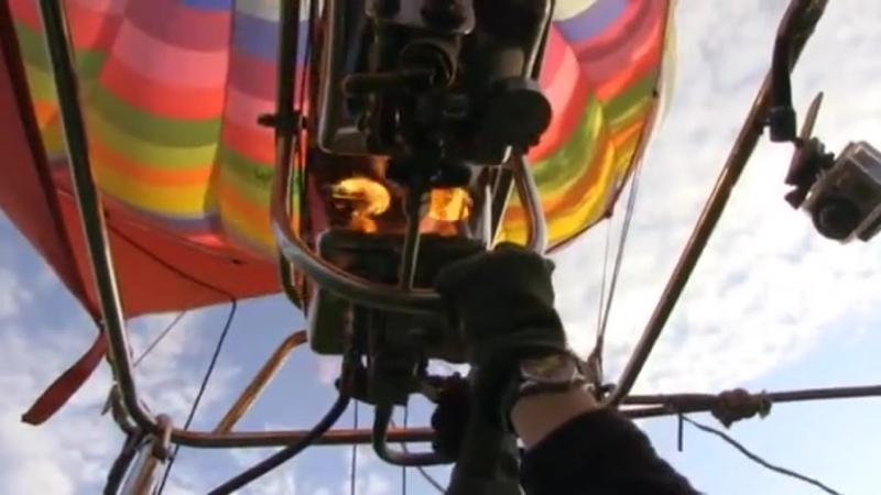 Вокруг света на воздушном шаре 2 серия