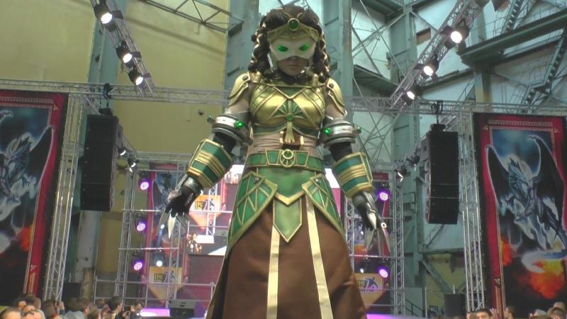 Cosplay Заклинательница Зэм Аллоды Онлайн S'yui СьЮи Epic Con 2021