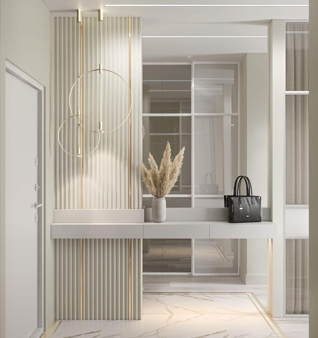 Визуализация квартиры в городе Сочи