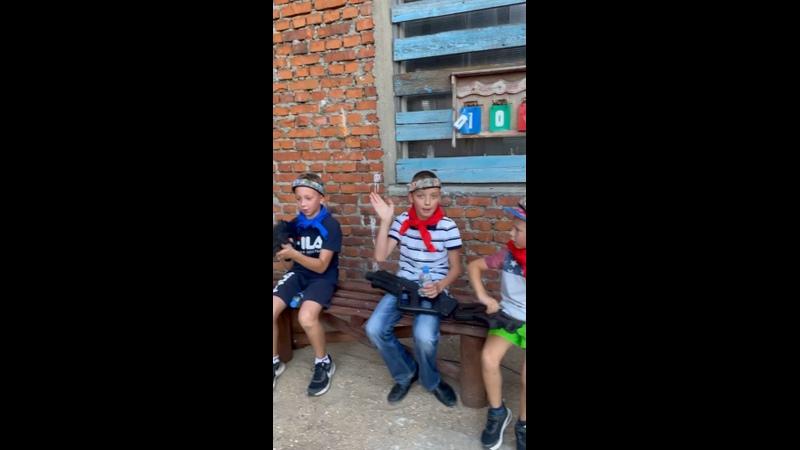 Видео от Юлии Сюриной