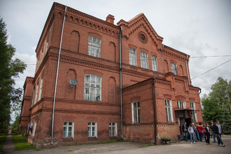 Усадьба Анфимово близ Чухломы. Сельскохозяйственное ремесленное училище имени Ф.В. Чижова