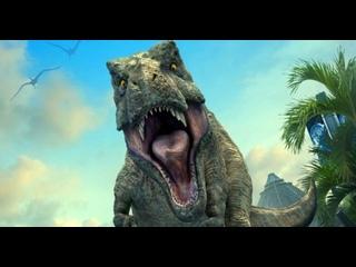Мир Юрского периода: Лагерь Мелового периода Трейлер сериала