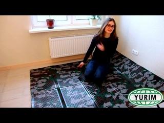 Обзор складного коврика Хаки от ЮРИМ