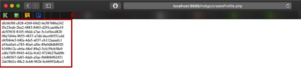 Автоматизация INDIGO/MultiLoginApp, изображение №8