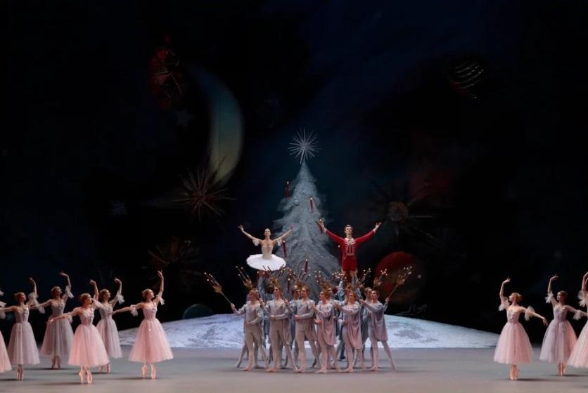 """Жители Твери смогут увидеть знаменитый балет """"Щелкунчик"""" на большом экране"""
