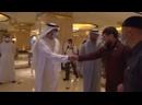 Кадыров в Абу-Даби