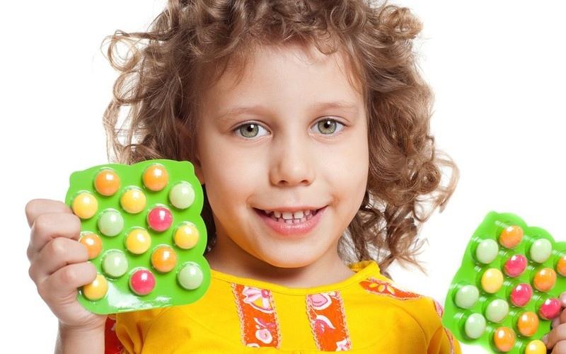 Витамины для детского иммунитета - какие выбрать?