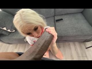Kenzie Reeves [1080p, Porn, Teen, Sex, Blonde Hard Interracial BBC Socks Deepthroat Порно Секс Жестко Слюнявый минет] - Manyvids