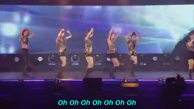 T ARA 「ウェイロニ」 Why Are You Being Like This Japanese Ver Live compilation 日本
