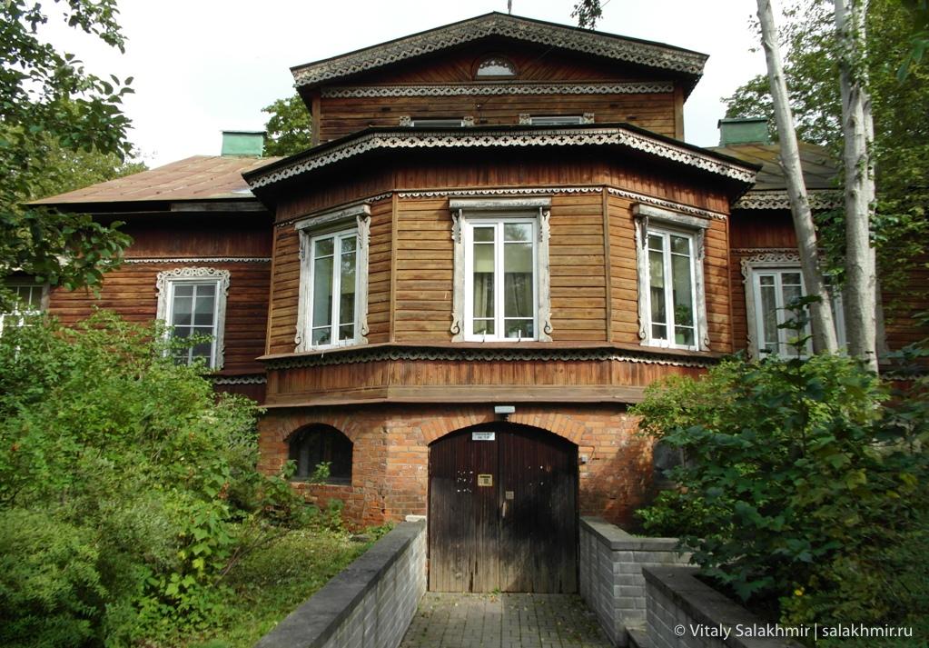Старые дома в Гатчине, обзор 2020