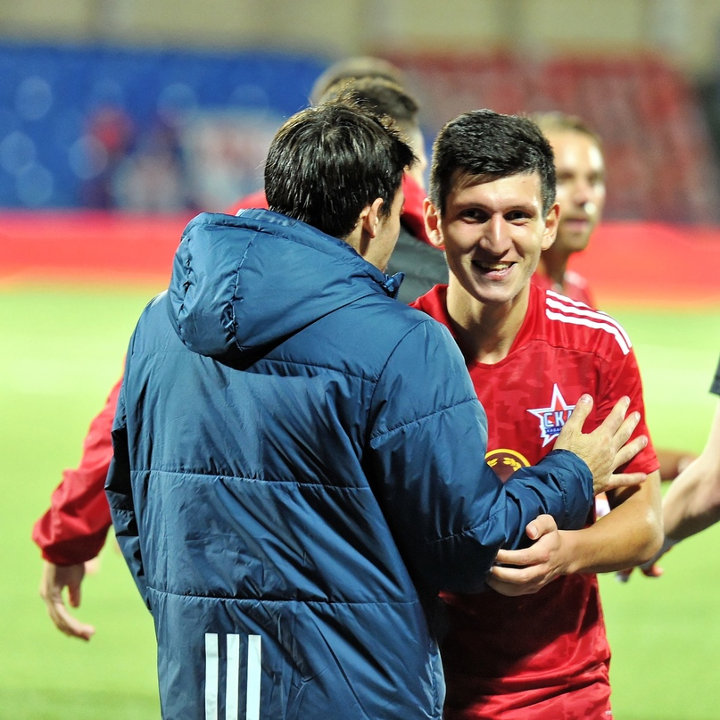 Камран Алиев: «После первой игры поймал себя на мысли, что все здесь как дома», изображение №2