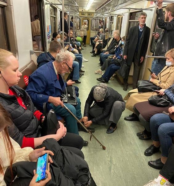 Москвичка рассказала, как в метро женщина-мусульма...