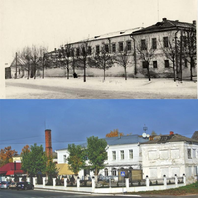 Тюремный замок 1961 г. / 2020 г.