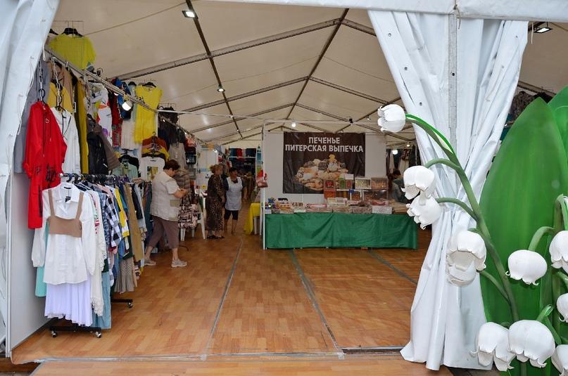 Качественные товары со всей России и вкуснейшие продукты на ярмарке в Дмитрове!