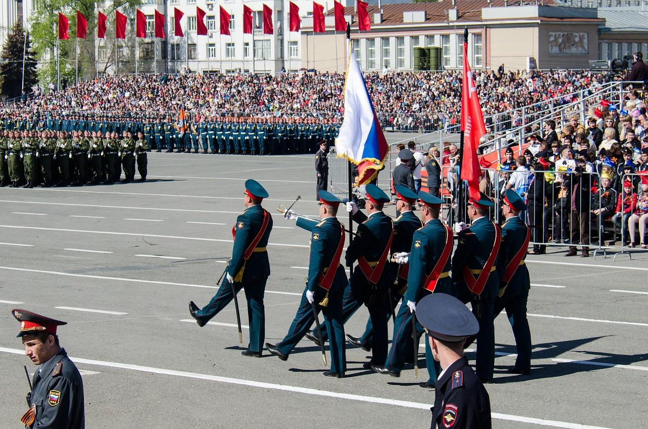 Парад Победы в этом году в России
