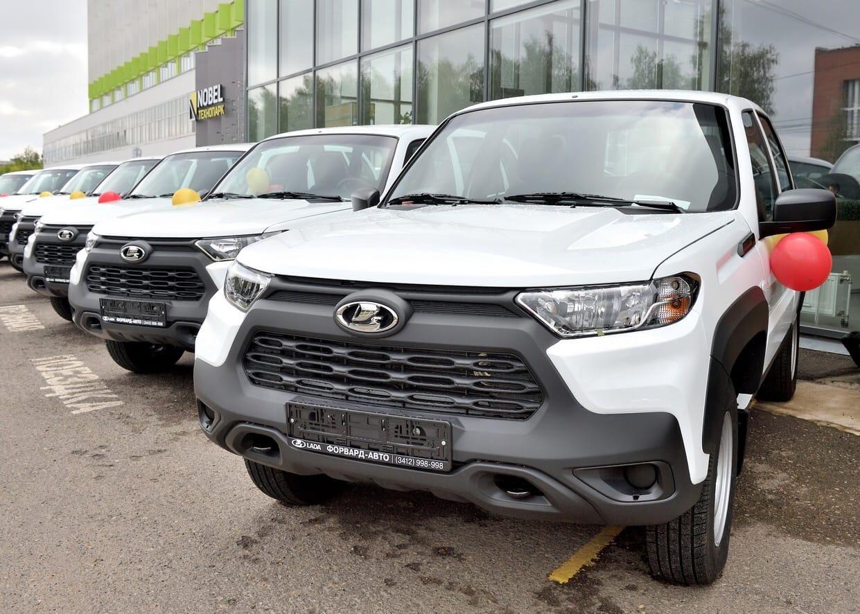 Новый автомобиль LADA Niva появится в Можгинской
