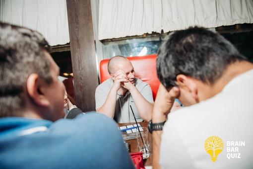«BrainBarQuiz - 12.08 - Квиз в Москве» фото номер 108