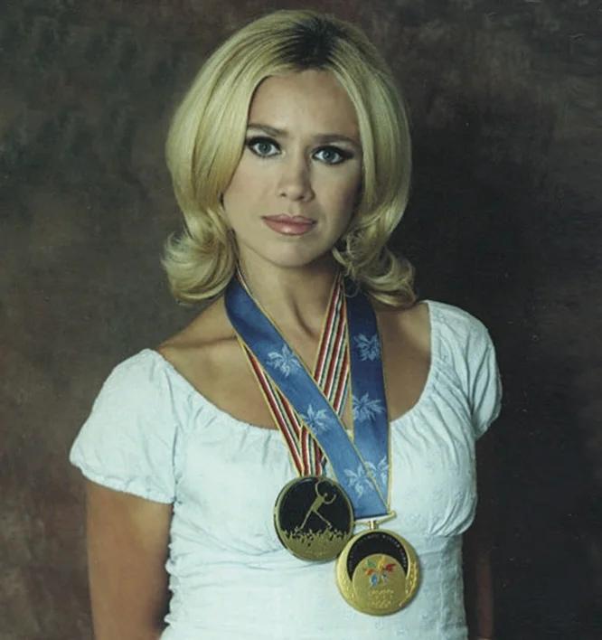 23 года назад Оксана Грищук удостоилась чести стать второй фигуристкой, после Ка...