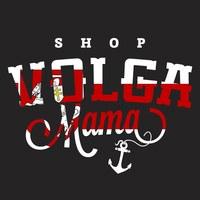 Логотип Volga Mama Shop