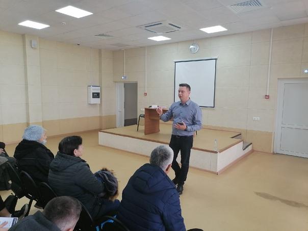 В МУ СШ N 13 прошел семинар для тренеров школы