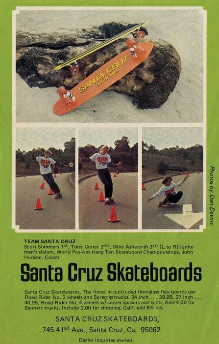 Интересные факты о бренде Santa Cruz, изображение №8