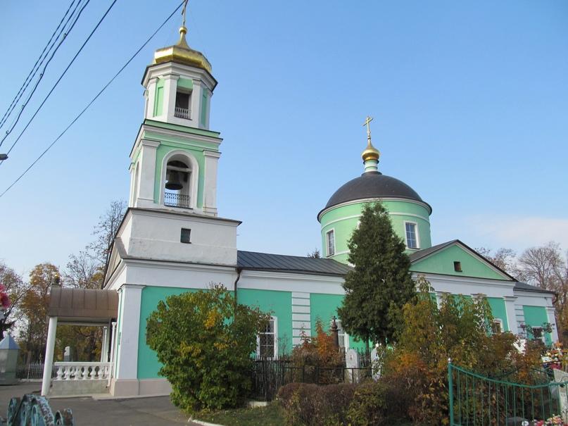 Троицкое кладбище Орла., изображение №6