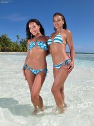 Miko Sinz & Renee Perez