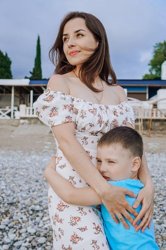 Семейная фотосессия в Лазаревском - Фотограф MaryVish.ru