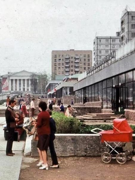 Загорская улица, привет из прошлогоУзнаете какой г...