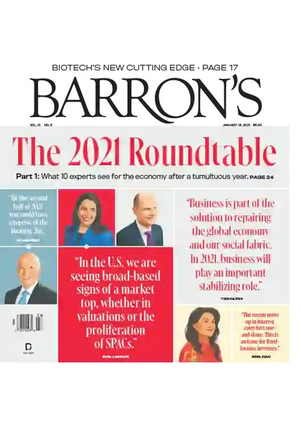 barrons 20210118 Barrons