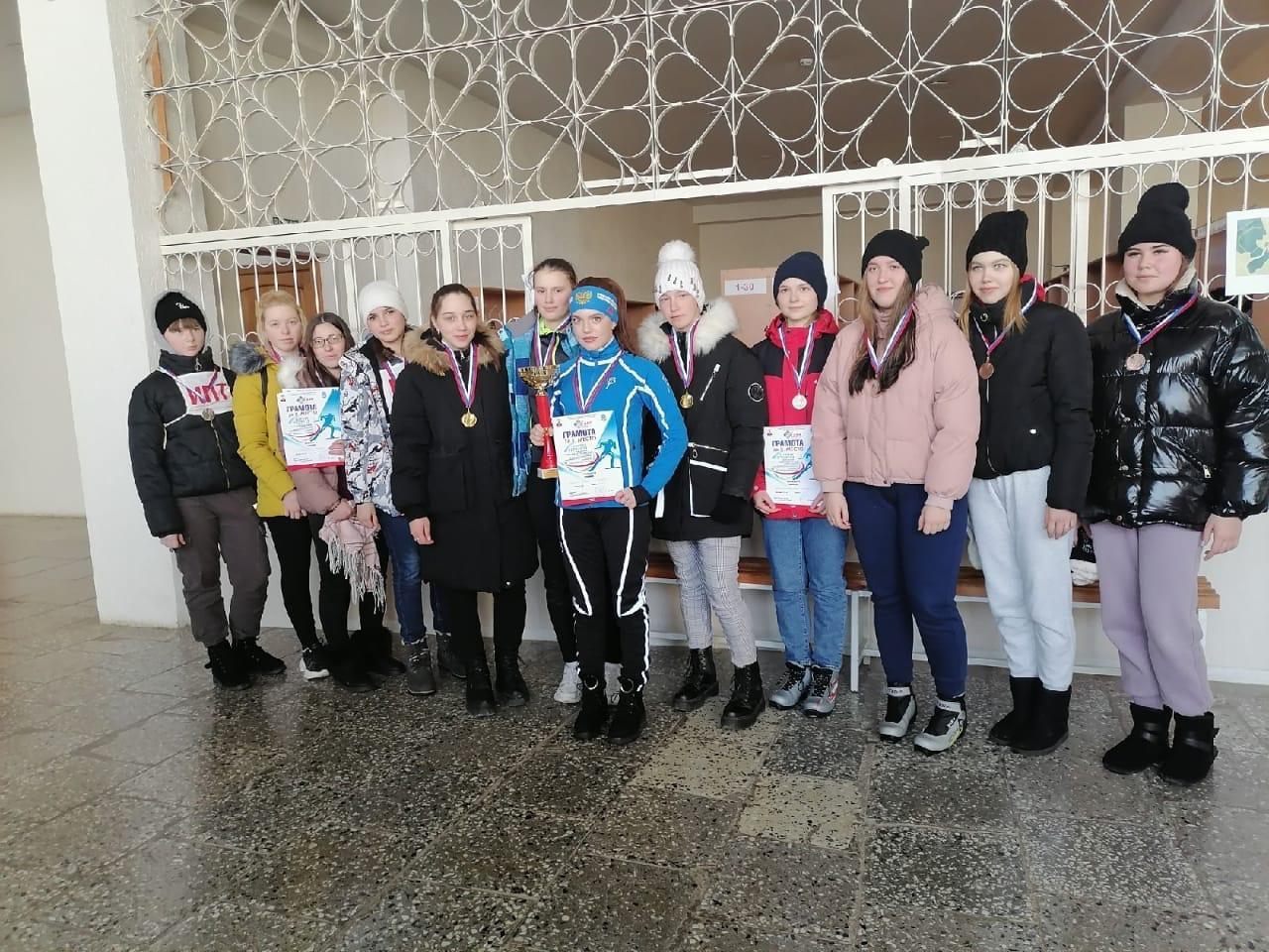 15 марта 2021 года на лыжной базе «Снежинка»