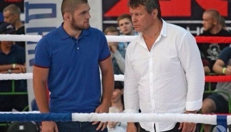 ⚡Олег Тактаров обратился к Хабибу Нурмагомедову после официального завершения его карьеры