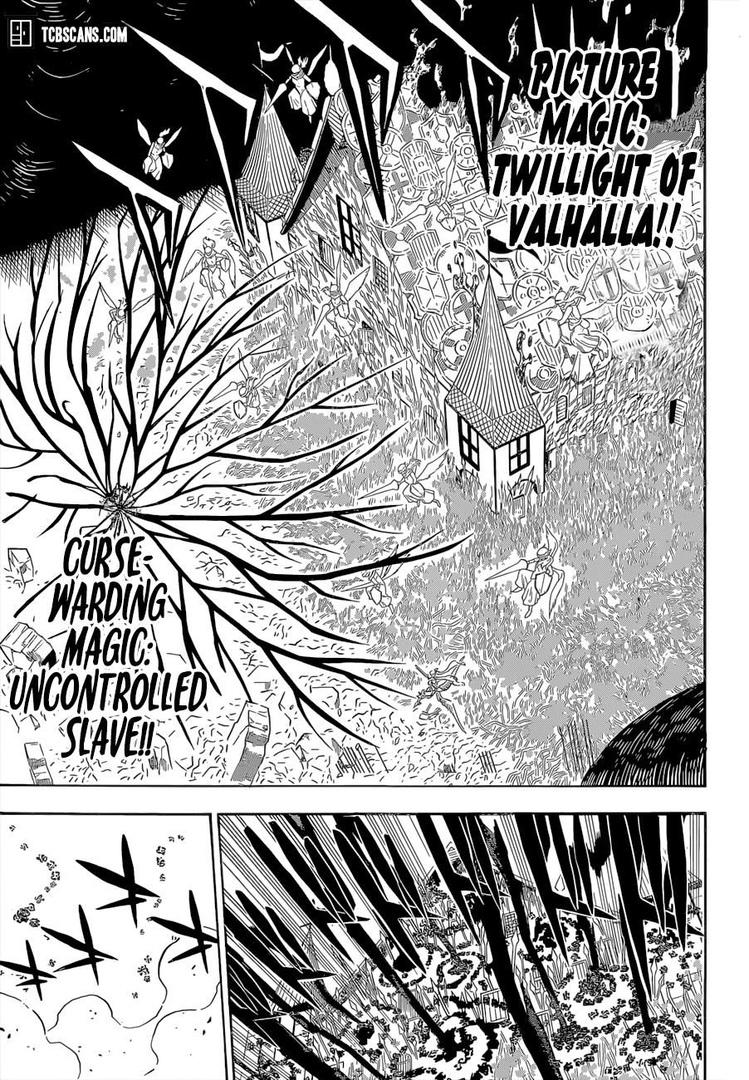 Black Clover Chapter 298, image №7