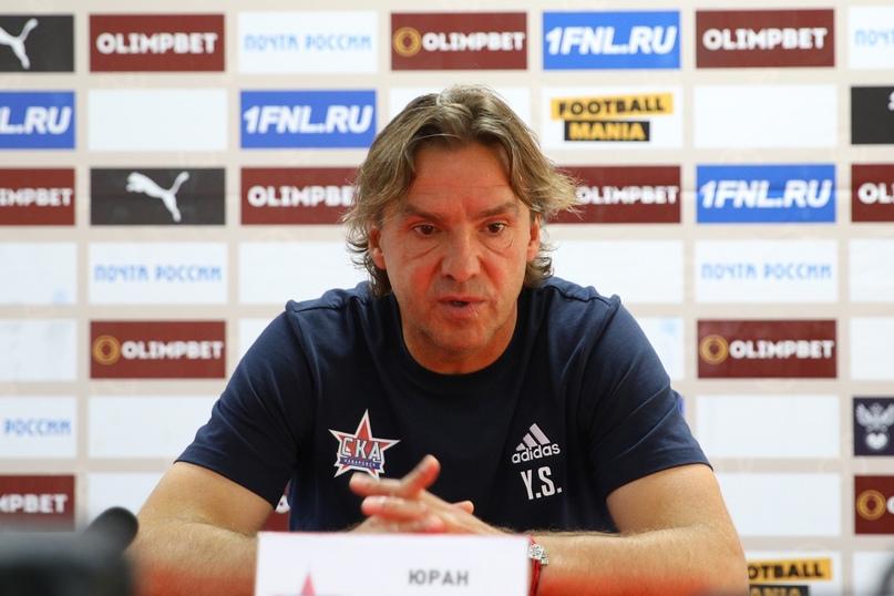 Сергей Юран: «Хорошо, когда побеждаешь в первом туре», изображение №1