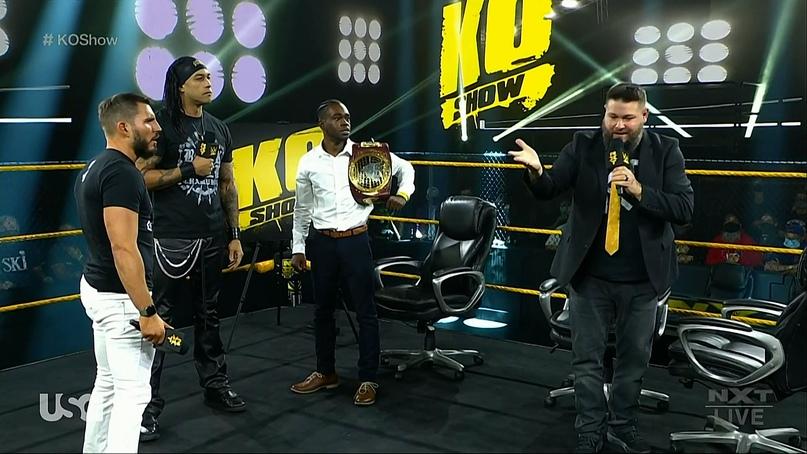 AEW Dynamite и NXT 25.11.20, изображение №14