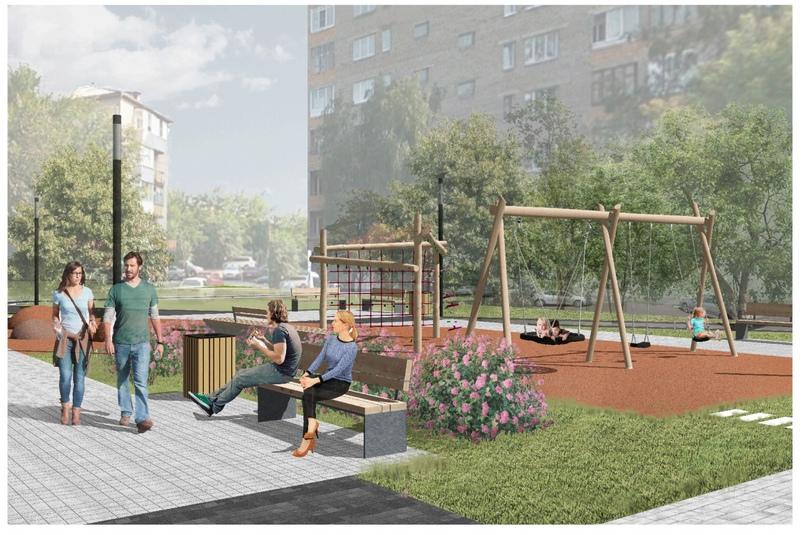 Какие скверы благоустроят в 2022 году?, изображение №22