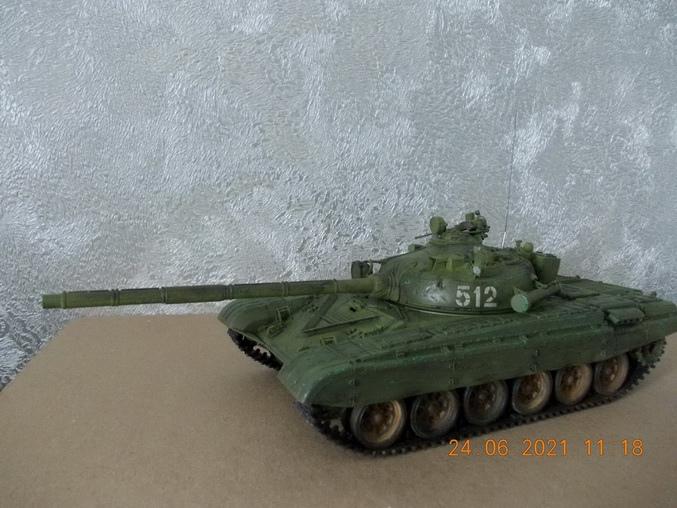 "Т-72М1, 1/35, ""Тамия"", кат.№35160 5m7cIv4680c"
