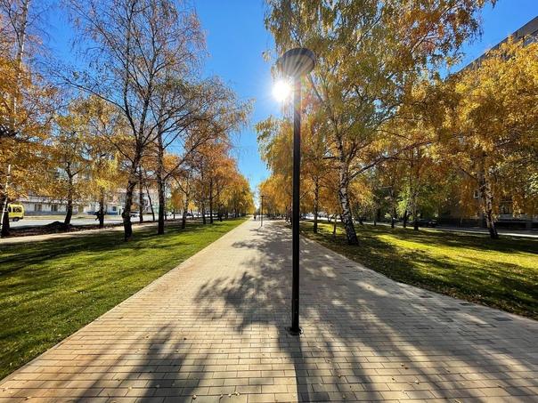 Осенний Бузулук 😍🧡🍁🍂#бузулук #buzuluk #ялюблюбузул...