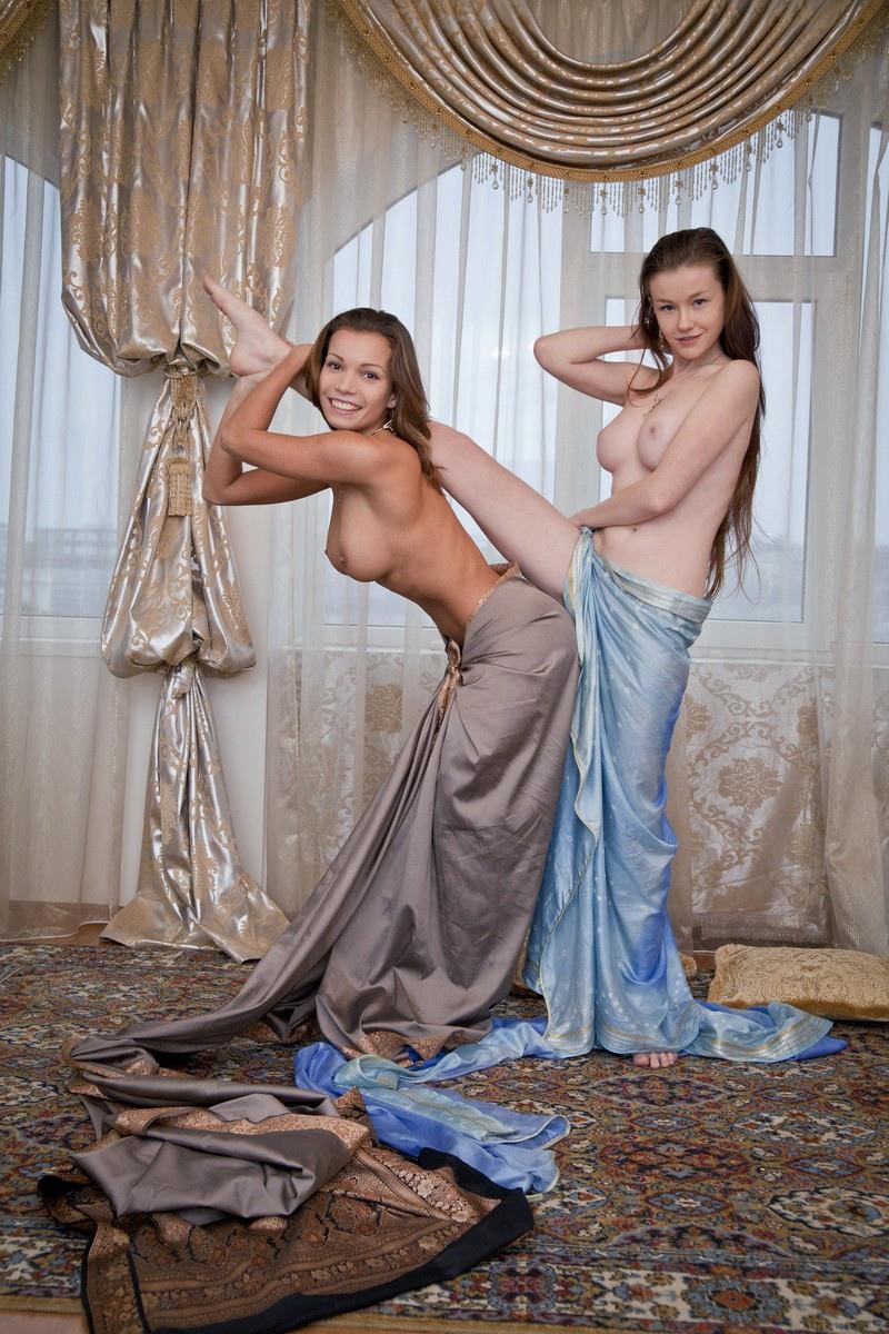 Aruna A & Emily Bloom