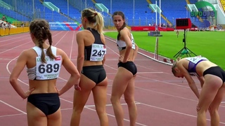 Russian Athletics Championships   Girls of Russia   August 2018   ᴴᴰ