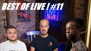 YOUSSOUPHA , MCFLY & CARLITO, HANOUNA & MANIF DE LA POLICE (BEST OF LIVE ! #11) [Emission du 29/05]