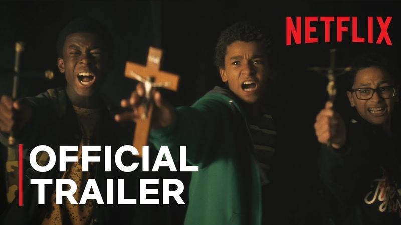 Вампиры против Бронкса Vampires vs the Bronx русский трейлер субтитры Netflix
