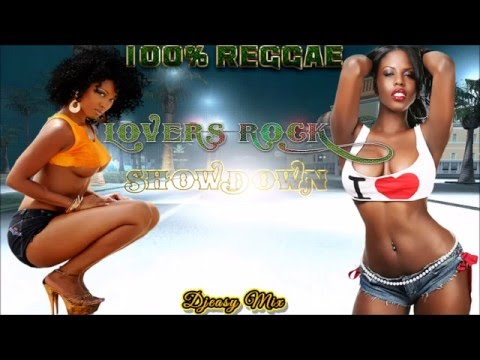 100% Reggae Lovers Rock ShowDown (Jah Cure,Beres,Romain Virgo,Tarrus Riley,Alaine,Tessanne,Busy