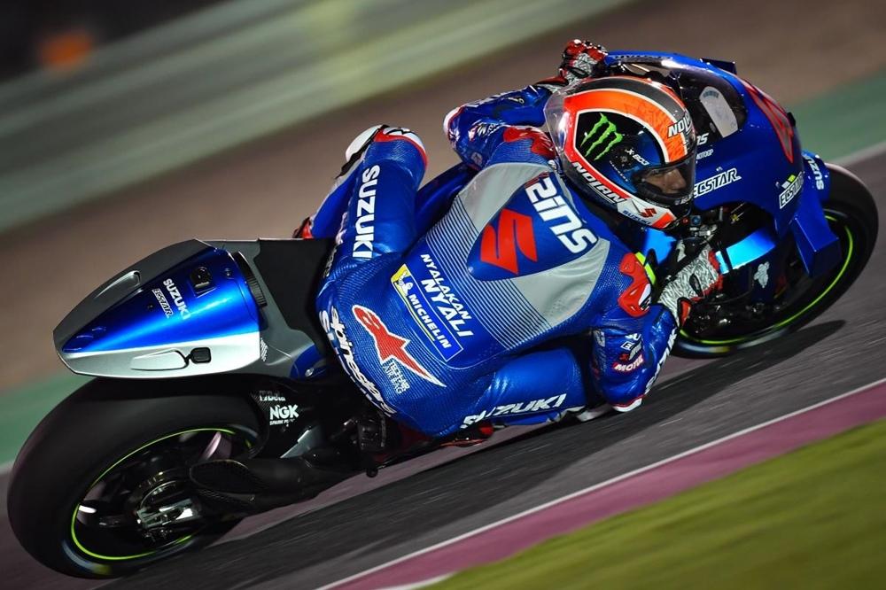 Результаты 1-го дня тестов MotoGP 2020 в Катаре