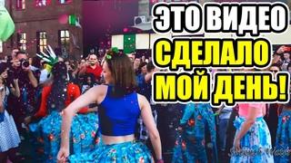 Бразильское самбо. Шествие. Начало. Урбан Арт. Бразильско - белорусский фестиваль. VULICA BRASIL