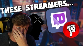 Top 10 R6 Streamers I CANNOT Watch