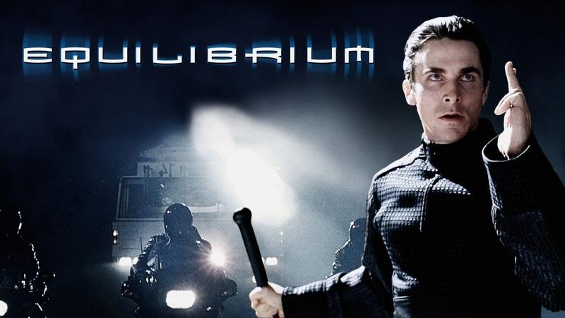Эквилибриум Equilibrium 2002 Трейлер к фильму