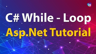 FREE C# Course - C# While Loop example -  C# real world projects by Harisystems - #Csharp