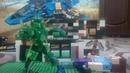 Лего ниндзяго анимация. Побег из игры. Вторжение из майнкрафта. Лего майнкрафт. Зелёный kot кот Ч.О↓